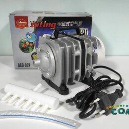 Оборудование для аквариумов и террариумов - SS-ACO-002 Компрессор Electrical Magnetic AC 35W (40л/мин), поршневой, 0