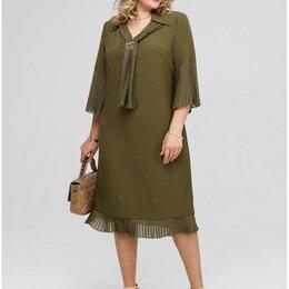 Платья - Платье 1944 PRETTY хаки Модель: 1944, 0