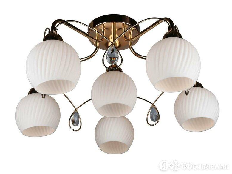 Потолочная люстра Omnilux OML-31907-06 по цене 7940₽ - Люстры и потолочные светильники, фото 0