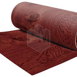Кровля и водосток - Гладкий лист рулонной стали Каштан Красный двухсторонний Printech ш1.25м 0.4..., 0