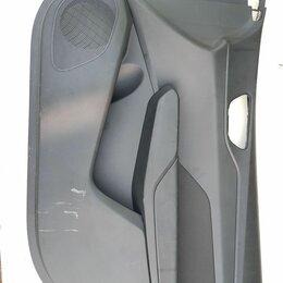 Интерьер  -  Обшивка двери передней правой Hyundai Solaris, 0