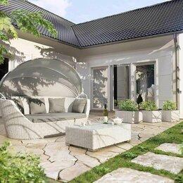 Диваны - Садовый диван-кровать PORTOFINO, 0