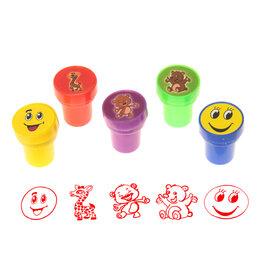 """Сопутствующие товары - Печать цветная """"Веселая компания"""", набор 5 шт, 0"""