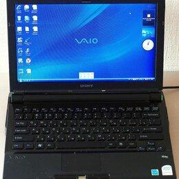 Ноутбуки - Ноутбук Sony Vaio VGN-TZ1RXN + док-станция, 0