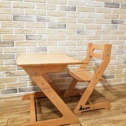 Столы и столики - Комплект растущей мебели Конек Мини, 0