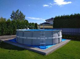 Бассейны - Каркасный бассейн Intex, 0
