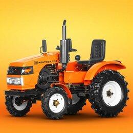 Мини-тракторы - Минитрактор Кентавр Т-15 (Toyokawa), 0