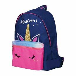 Рюкзаки - Рюкзак Berlingo Nice «Unicorn» 40*29*16см, 1отд, 1карм., 0