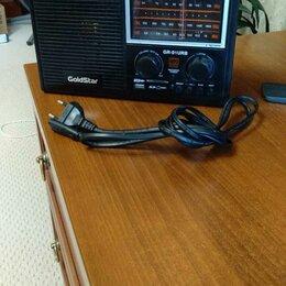 Радиоприемники - Радиоприемник goldstar gr-01urb, 0