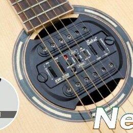 Аксессуары и комплектующие для гитар - Belcat SW-400 Звукосниматель для акустической гитары, в резонаторное отверстие, , 0