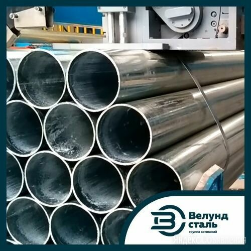 Труба бесшовная стальная 10Г2 60 мм по цене 168818₽ - Металлопрокат, фото 0