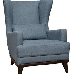 Компьютерные кресла - Кресло Вояж  Dask 17 (темно-голубая рогожка), 0