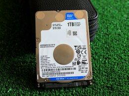 """Внутренние жесткие диски - NEW Жесткий диск WDC WD10spzx 2,5"""" 1000Gb slim, 0"""