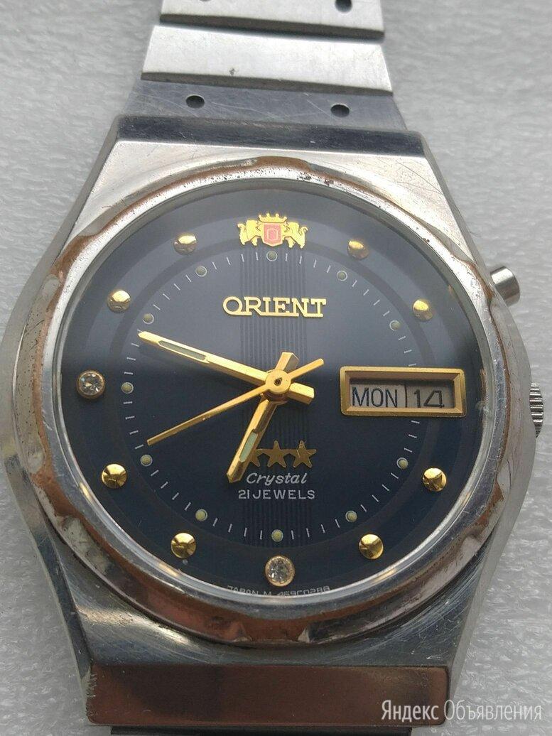 Часы ORIENT OS469C028B по цене 2000₽ - Наручные часы, фото 0