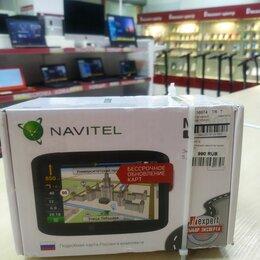 Автоэлектроника и комплектующие - Портативный GPS-навигатор Navitel MS400  , 0
