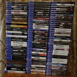 Игры для приставок и ПК - Playstation 4, Игры, 0
