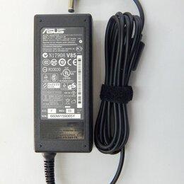 Аксессуары и запчасти для ноутбуков - Блок питания ADP-65JH BB для ноутбука Asus 19V. — 3.42A. 65W. 5.5×2.5, 0
