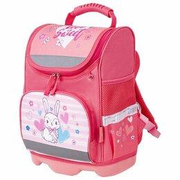 Рюкзаки, ранцы, сумки - Ранец для нач.школы Юнландия WISE  Bunny, 37*29*15см, 800г, 0