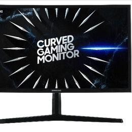 """Мониторы - Монитор 24"""" LED Samsung С24RG50FQI  На гарантии, 0"""