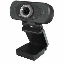 Веб-камеры - Веб-камера Xiaomi IMILAB Web Camera Full HD 1080p черная, 0
