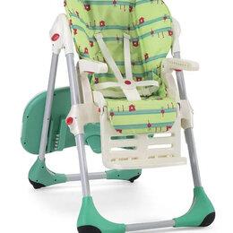 Стульчики для кормления - Детский стульчик чикко полли , 0