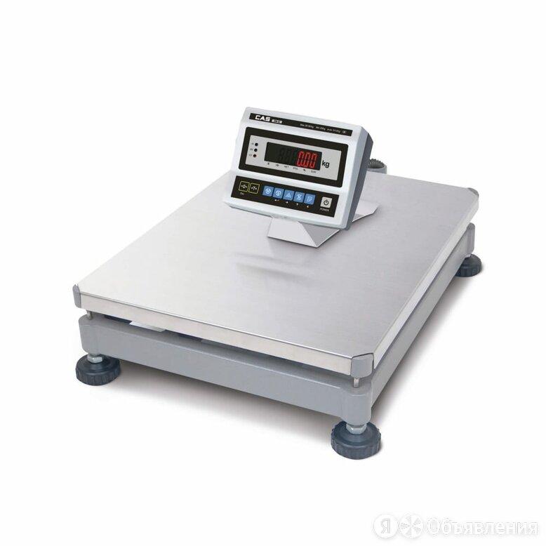 Напольные весы CAS DB-II-150 по цене 19847₽ - Весы, фото 0