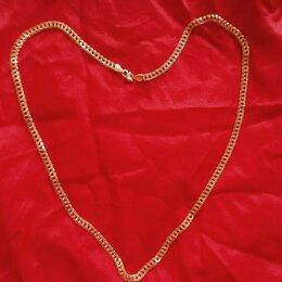 Цепи - Золотая  цепочка 585, 0