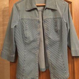 Пиджаки - Джинсовый  Пиджак, 0