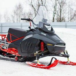 Снегокаты - Снегоход Ирбис Тунгус 600L, 0