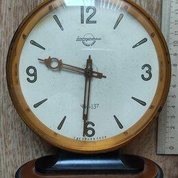 Часы настольные и каминные - Часы настольные златоустовского часового завода ссср, 0