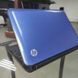 Ноутбуки - Черно синий нетбук HP 2 ядра/WiFi/камера, 0