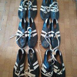 Обувь для спорта - Футбольные бутсы из натуральной кожи, 0