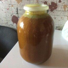 Продукты - Мёд гречичный от литровой до 3-х литровой, 0