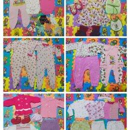Футболки и рубашки - Пакет одежды для девочки 1-2 года (53-75 см), 0