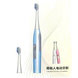 Электрические зубные щетки - Электрическая зубная щетка Nanjiren Electric Toothbrush, белая, 0