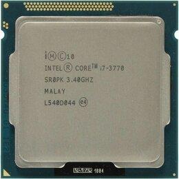 Процессоры (CPU) - Процессор i7 3770 сокет 1155 8 потоков до 3,9 ггц, 0