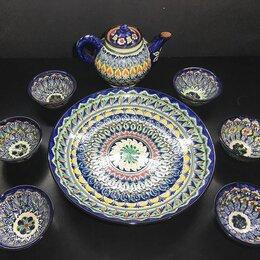 Сервизы и наборы - Узбекская посуда, 0
