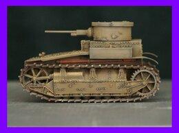 Сборные модели - 1/35 модель танка Т1Е2 Канингхем США, 0