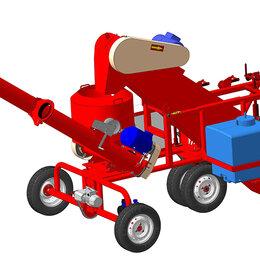 Грузоподъемное оборудование - Протравливатель семян ПС-25, 0