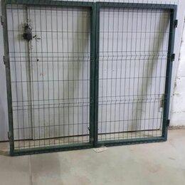 Заборы, ворота и элементы - Продается секция забора, 0