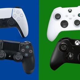 Рули, джойстики, геймпады - Джостики Оптом PS1, Ps2, Ps3, Ps4 Xbox 360, 0