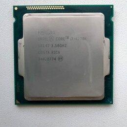 Процессоры (CPU) - Процессор Core i7-4770k с материнской платой, 0