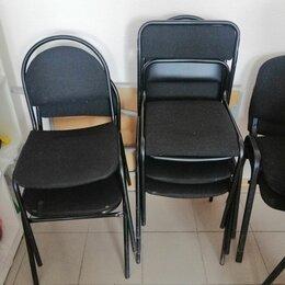 Мебель для учреждений - Офисные стулья, столы, стойка под телик и ноут, доска, 0
