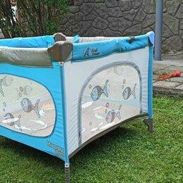 "Манежи - Манеж - кровать capella ""crab house""., 0"