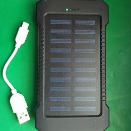 """Универсальные внешние аккумуляторы - Внешний аккумулятор """"solar"""" power bank 20000mah, 0"""
