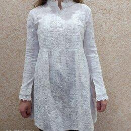 Рубашки и блузы - Блуза удлинённая, 0
