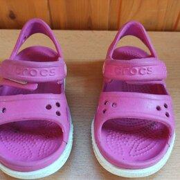 Босоножки, сандалии - Сандалии Crocs детские C6, 0