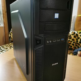 Настольные компьютеры - Системный блок Core i3, 0