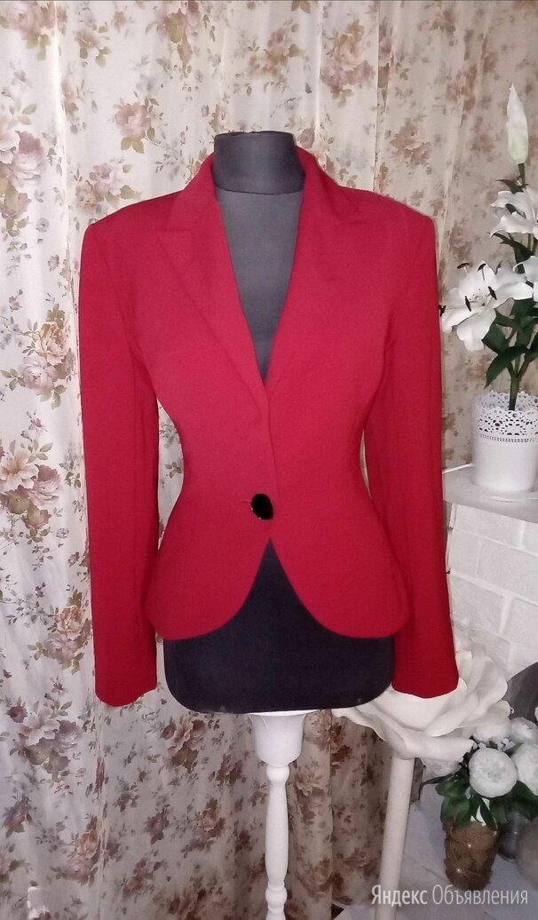 Пиджаки, жакет belpodium ninele красного цвета по цене 1000₽ - Пиджаки, фото 0