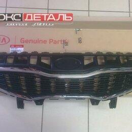 Кузовные запчасти - HYUNDAI-KIA 86350A2600 Решетка радиатора KIA CEED 2015- , 0